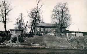 Рис.1. Тайнинская лечебница. Первое здание земской больницы Мытищинской волости. (1879-1884 гг.)