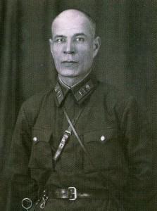 Рис. 12 Г.Г. Иванов - главный врач больницы с 1933 по 1937 год.