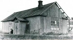 Рис. 13 Здание патологоанатомического отделения (1930-е годы)