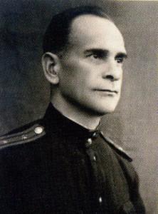 Рис. 14 Э.С. Бару - главный врач больницы с марта 1938 по сентябрь 1939 года. Погиб 18 октября 1943 года.