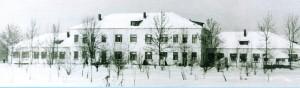 Рис. 11 Детское инфекционное отделение (возводилось с 1936 по 1940 годы).