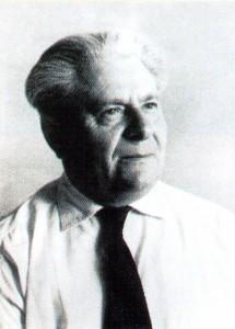 Рис. 20 М.И. Горшков (главный врач с 1955 по 1963 год).
