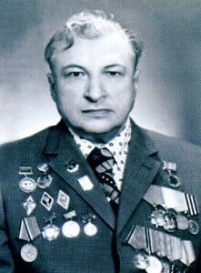 Рис .21 С.М. Грязнов (главный врач с 1963 по 1974 год).