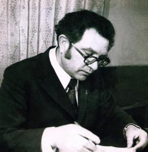 Рис. 22 Н.И. Путятин - главный врач с 1974 по 1984 год.