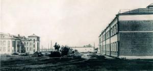 Рис. 7 Корпуса больницы на «новой территории» - 1930-е годы