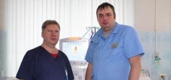 В отделении реанимации в Мытищинской больнице установили аппарат искусственной почки
