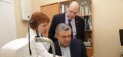 Депутаты Мытищ обсудили вопросы завершения ремонта в отделении офтальмологии